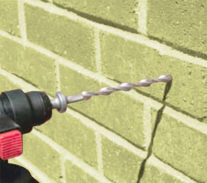 Cavity Wall-Tie-Hampshire