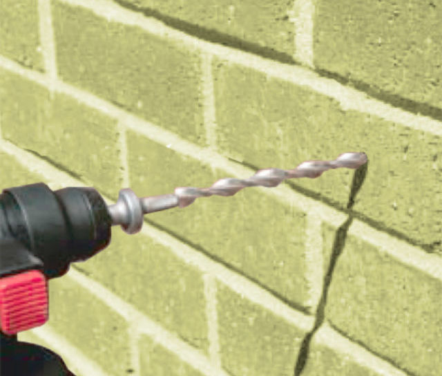cavity wall tie hampshire