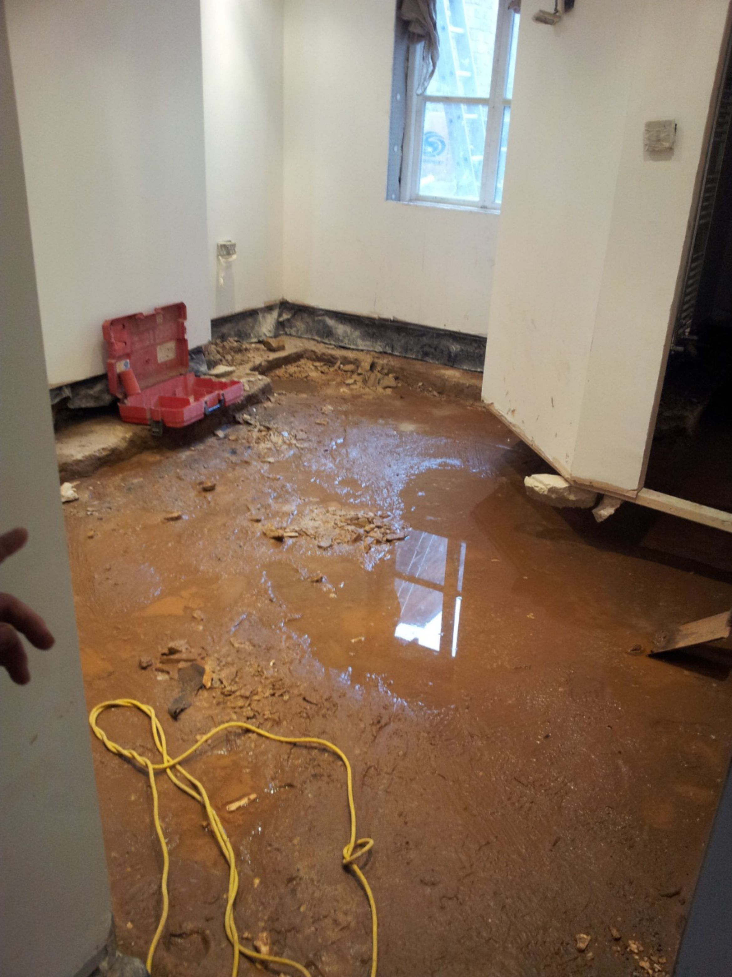 drainage in basements