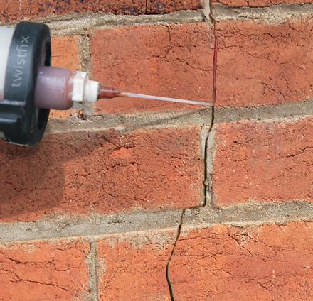 Resin Crack Filler Gets Seal Of Approval
