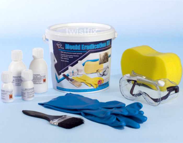 DAMP MOULD REMOVAL KIT