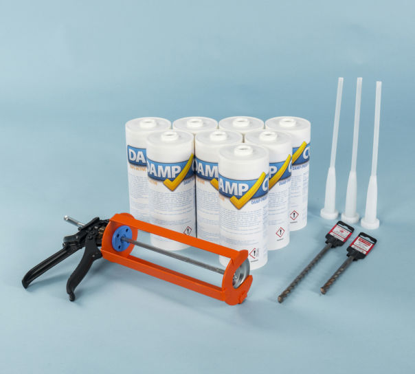 Damp Proof Cream - Dampcure 1000 Kit
