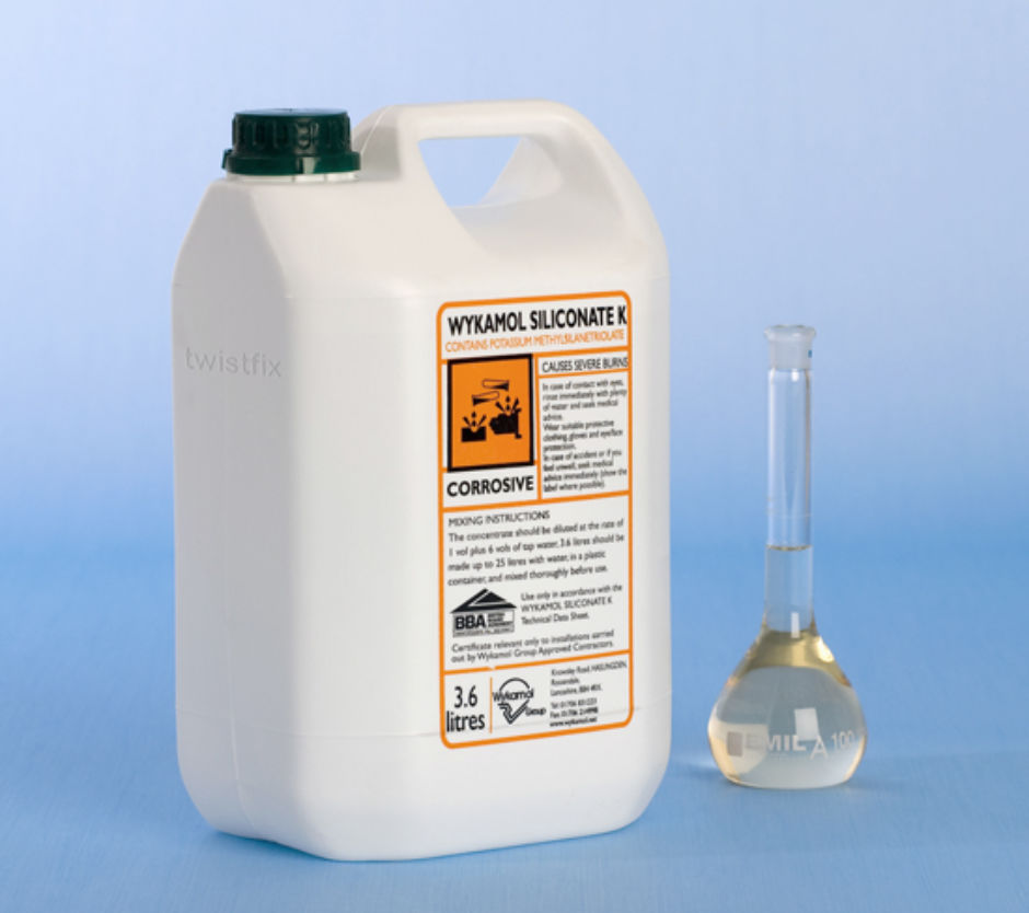 Damp-Proof-Injection-Fluid