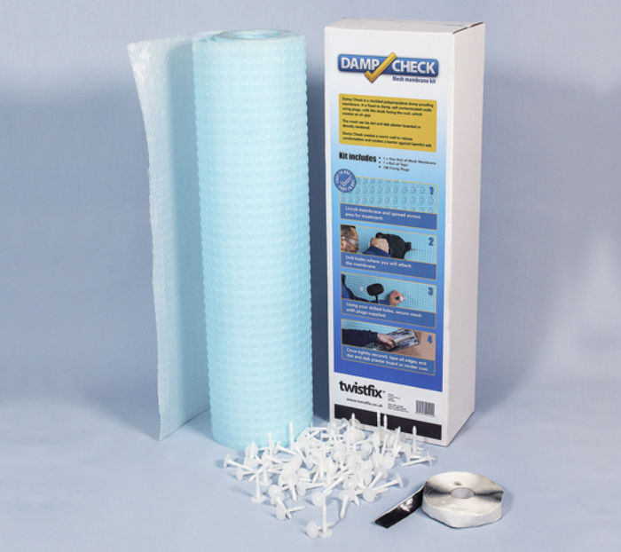 Damp Check Membrane Kit