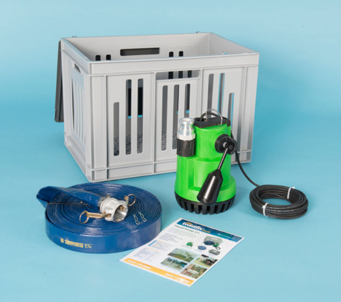 Twistfix Flood Restoration Pump Kit