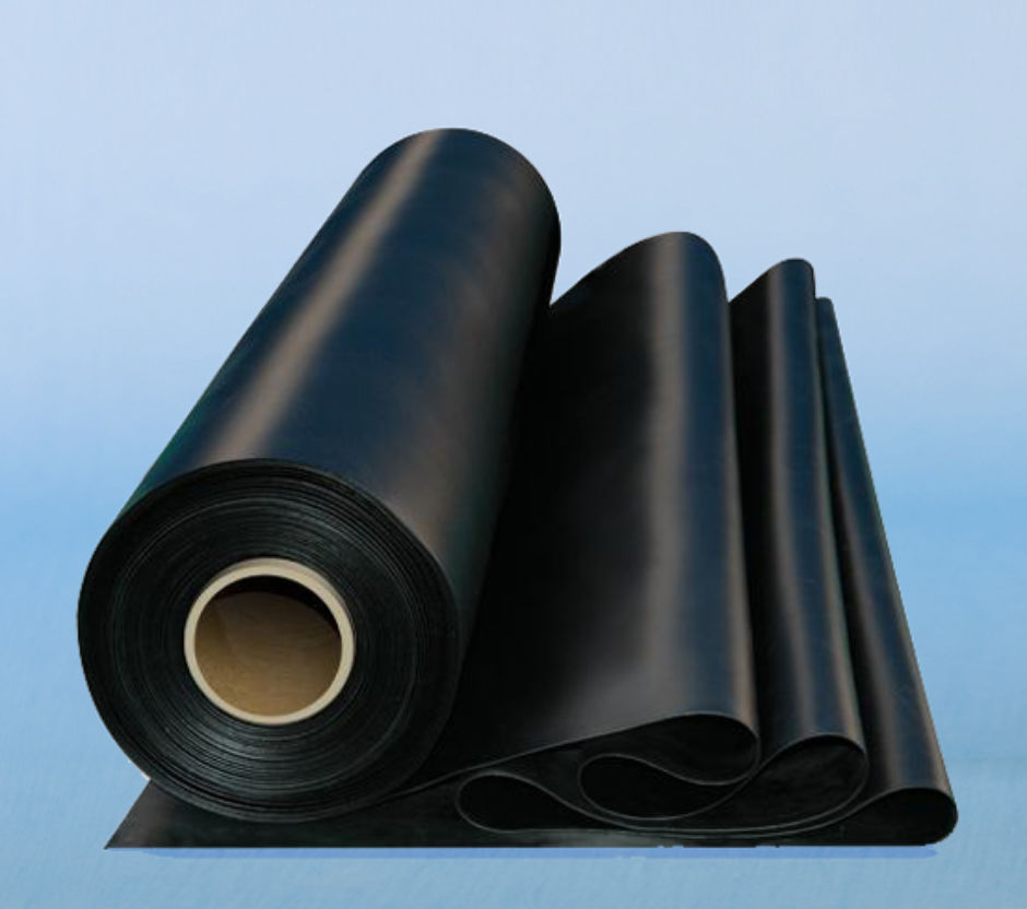 Rubber Roofing Membrane