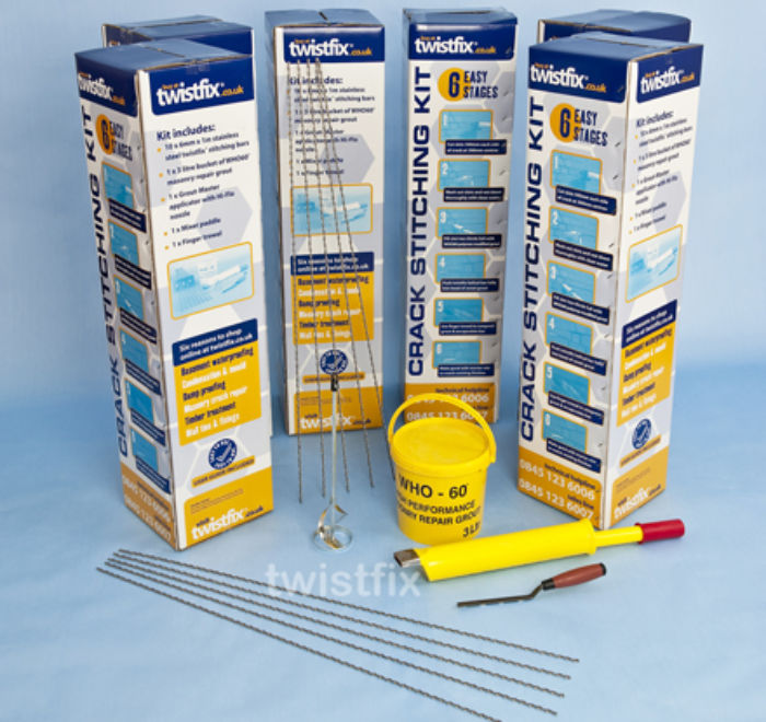 CRACK STITCHING KIT - WHOLESALE