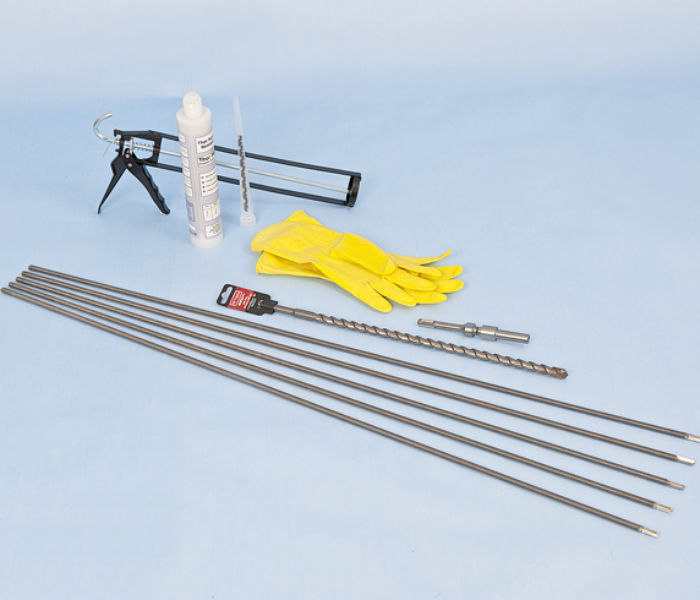 LATERAL RESTRAINT WALL TIE KIT