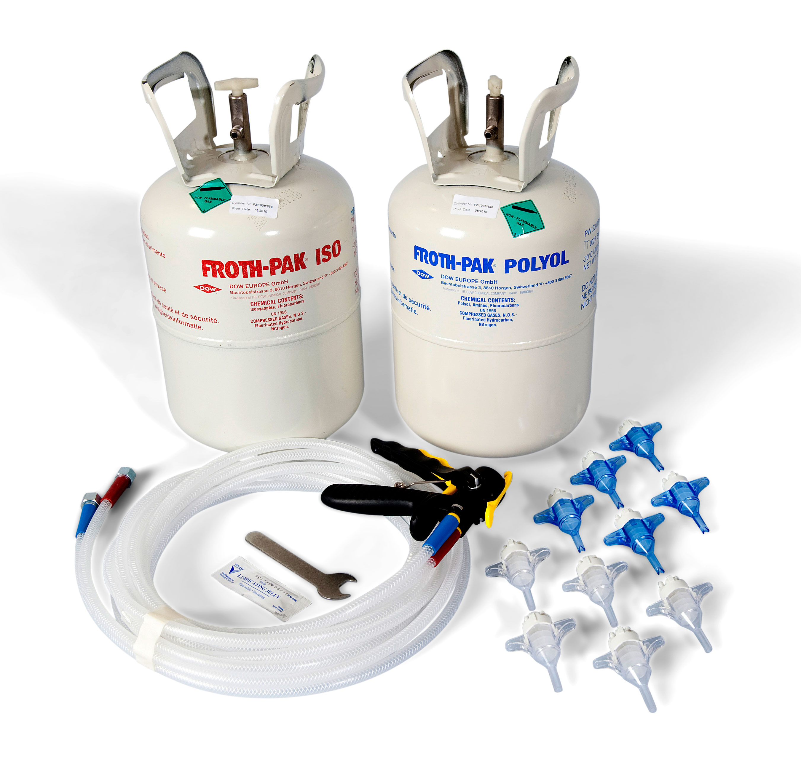 Roof Loft Insulation Spray Kit