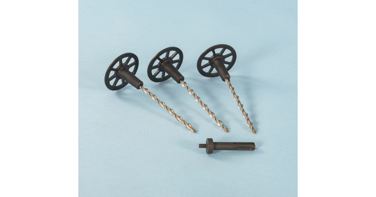 Insofast Gt Fixings For External Wall Insulation
